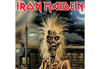 Iron Maiden - Iron Maiden [CD]
