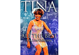 Tina Turner - All The Best The Live Collection [DVD]