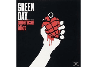 Green Day American Idiot Βινύλιο