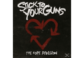 Stick To Your Guns - The Hope Division - (CD)