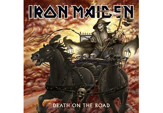Iron Maiden - Death On The Road (CD)