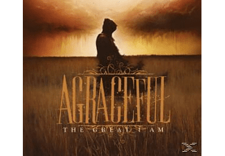 Agraceful - The Great I Am [CD]