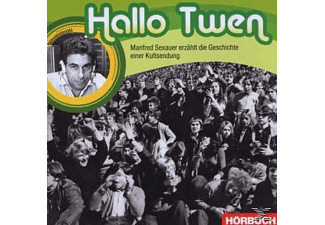 Manfred Sexauer - Hallo Twen - (CD)
