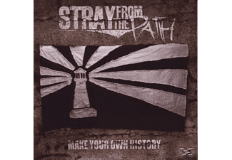 Stray From The Path - Make Your Own History - (CD)