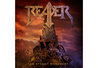 Reaper - An Atheist Monument [CD]
