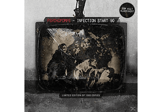 Psychopomps - Infection Start 90 - (CD)