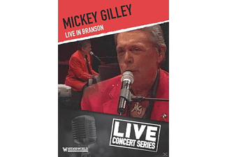 Mickey Gilley - Live In Branson [DVD]