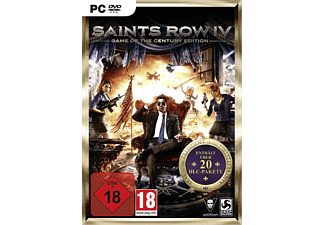 Saints Row IV - Game of the Century Edition - PC
