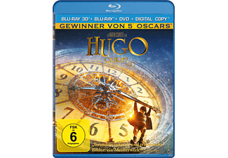 Hugo Cabret - 3D Superset [3D Blu-ray]