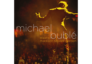 Michael Bublé - Michael Bublé Meets Madison Square Garden [DVD + CD]