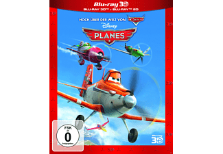 Planes (3D & 2D) - (3D Blu-ray)