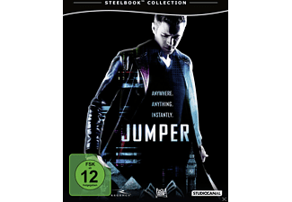 Jumper (Steelbook Edition) - (Blu-ray)