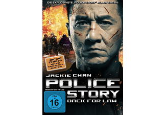 Police Story - Back for Law [DVD]