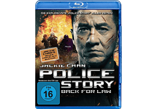 Police Story - Back for Law - (Blu-ray)