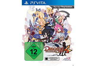 Disgaea 4: A Promise Revisited [PlayStation Vita]