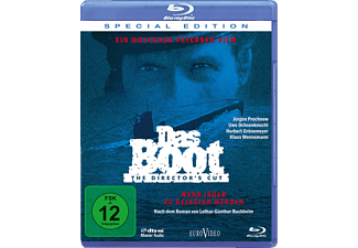 Das Boot (Directors Cut) - (Blu-ray)
