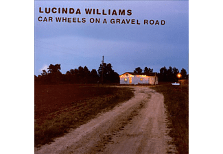 Lucinda Williams - Car Wheels On A Gravel Road (CD)