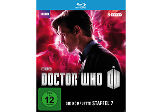 Doctor Who - Staffel 7 - (Blu-ray)