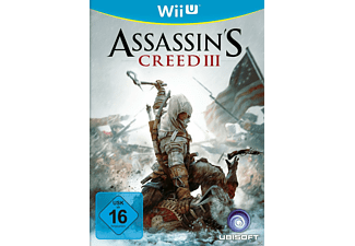 Assassin's Creed 3 (Software Pyramide) [Nintendo Wii U]