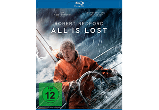 All is lost [Blu-ray]