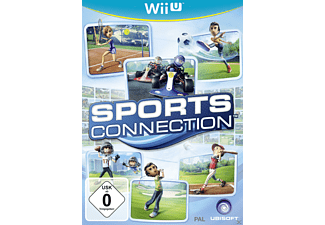 sports connection nintendo wiiu wii spiele mediamarkt. Black Bedroom Furniture Sets. Home Design Ideas