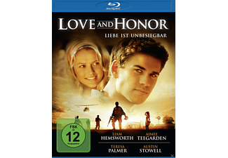 Love and Honor - (Blu-ray)