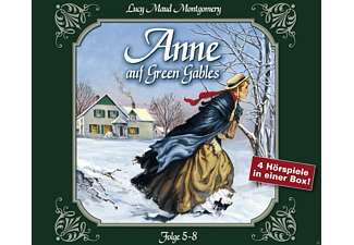 L.M. Montgomery - Anne auf Green Gables Box - (CD)