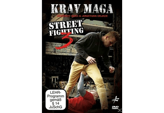 Krav Maga: Self Defense - Street Fighting [DVD]
