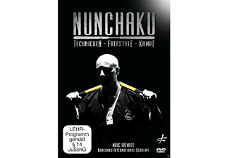 Nunchaku - Techniken - Freestyle - Kampf - (DVD)