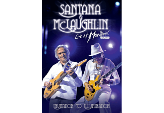 Carlos Santana, John McLaughlin - Invitation To Illumination - Live At Montreux 2011 [DVD]