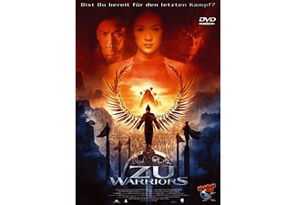 Zu Warriors [DVD]