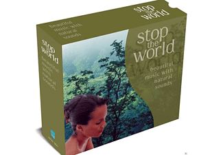 VARIOUS - Stop The World - Beautiful Music With Natural Sounds - (CD)