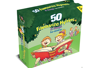 The Jamborees - 50 Favourite Hymns & Songs For Children - Volume 2 - (CD)