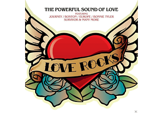 VARIOUS - Love Rocks - (CD)