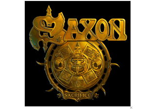 Saxon - Sacrifice - (CD)