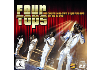 The Four Tops - Discover Motown Superstars On CD & DVD [CD + DVD]