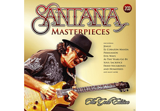 Carlos Santana - Masterpieces-The Gold Edition [CD]