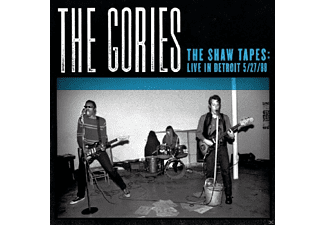 The Gories - Shaw Tapes: Live In Detroit 5/27/88 - (CD)