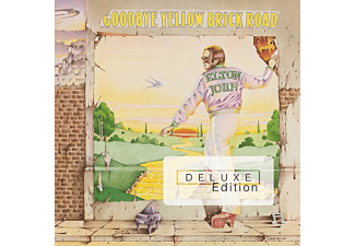Elton John - Goodbye Yellow Brick Road (40th Anniversary 2-CD) [CD]