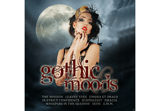 VARIOUS - Gothic Moods [CD]