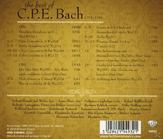 HAUPT, ECKART / JED WENTZ, AO. - The Best Of C.P.E. Bach [CD] - broschei