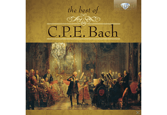 HAUPT, ECKART / JED WENTZ, AO. - The Best Of C.P.E. Bach - (CD)