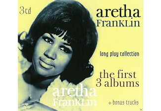 Aretha Franklin - Long Play Collection: The First 3 Albums + Bonus Tracks) - (CD)