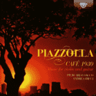 Andrea Dieci, Piercarlo Sacco - Piazzolla: Cafe 1930 Music For Violin And Guitar [CD] jetztbilligerkaufen