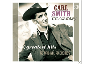 Carl Smith - Greatest Hits - (CD)