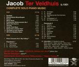 Jeroen Van Veen - Complete Solo Piano Music [CD] - broschei