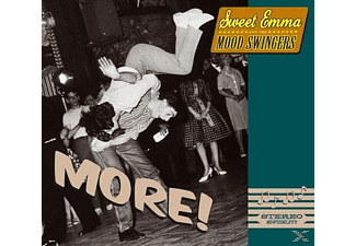 Sweet Emma And The Mood Swingers - More! [CD]