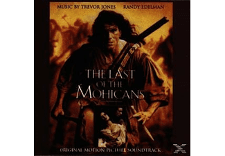 Ost-original Soundtrack - The Last Of The Mohicans - (Vinyl)
