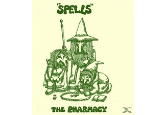 The Pharmacy - Spells - (CD)