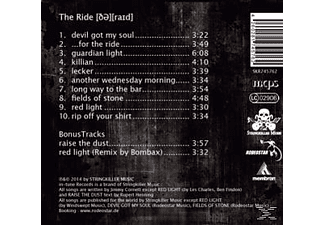 Jimmy Cornett And The Deadmen - The Ride [CD]